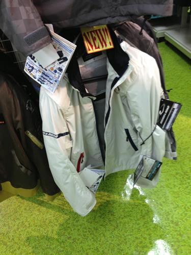 ラフジャケット